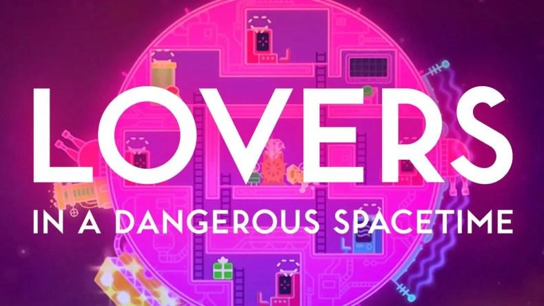 lovers in a dangerous