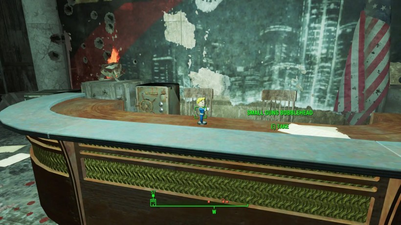 small guns bobblehead fallout 4 gamecrate 4