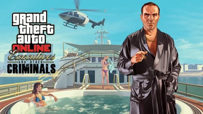 GTA Online Ejecutivos y otros criminales