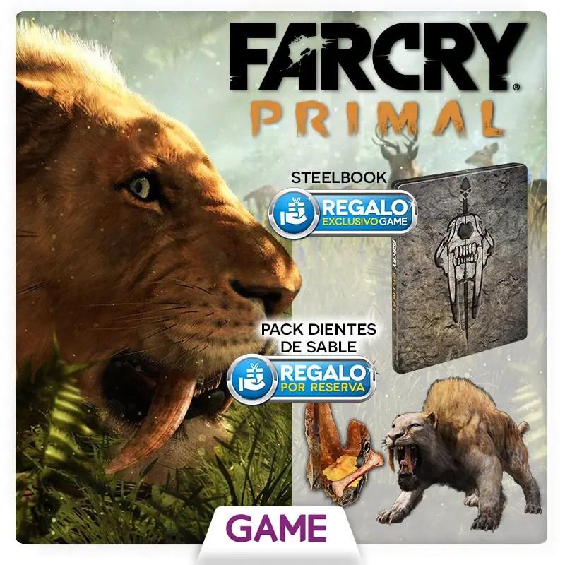 FarCryPrimal_SteelbookExcGAME