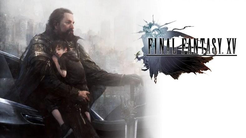 Final Fantasy XV- portada