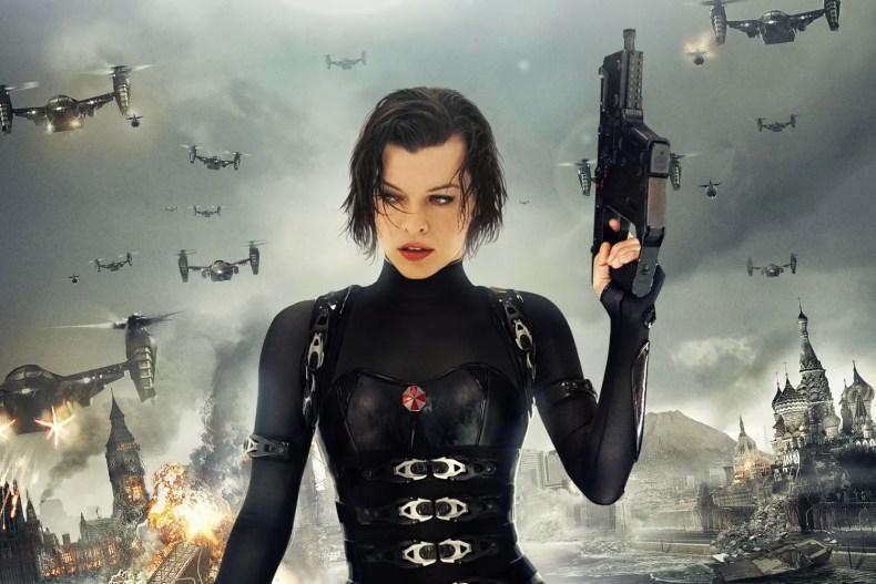 Estreno Resident Evil The Final Chapter