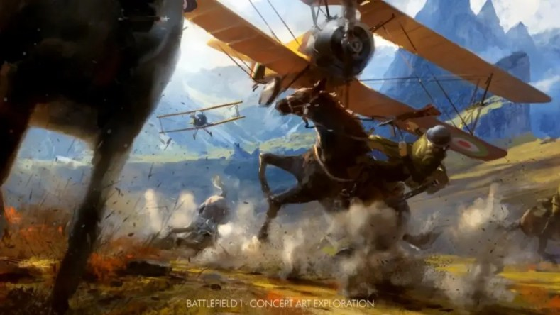 Artwork battlefield 1