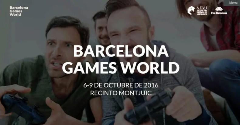 Madrid GaMES Week Barcelona