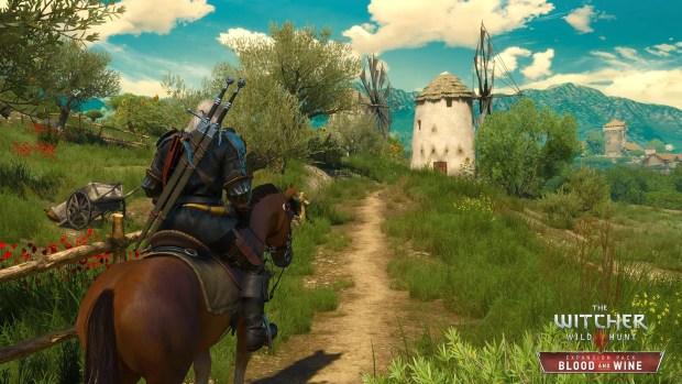 Ya disponible el nuevo parche para The Witcher 3: Wild Hunt, con muchas novedades