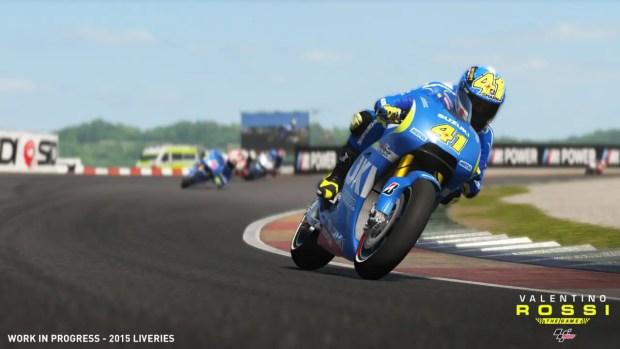 Trailer de la jugabilidad de MotoGP 16: Valentino Rossi The Game