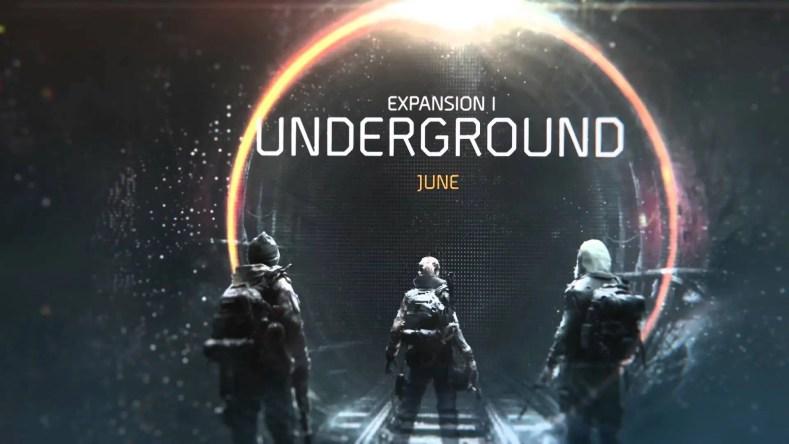 Underground The Division