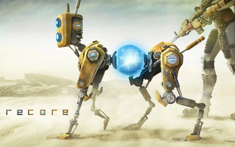 recore-2016-game-wide-wallpaper