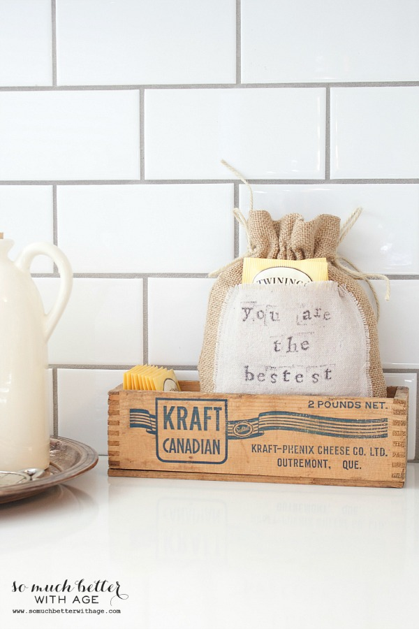 You are the Bestest gift bag by somuchbetterwithage.com