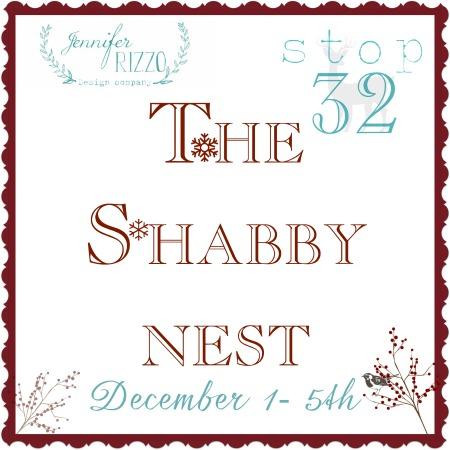 The Shabby nest house 32