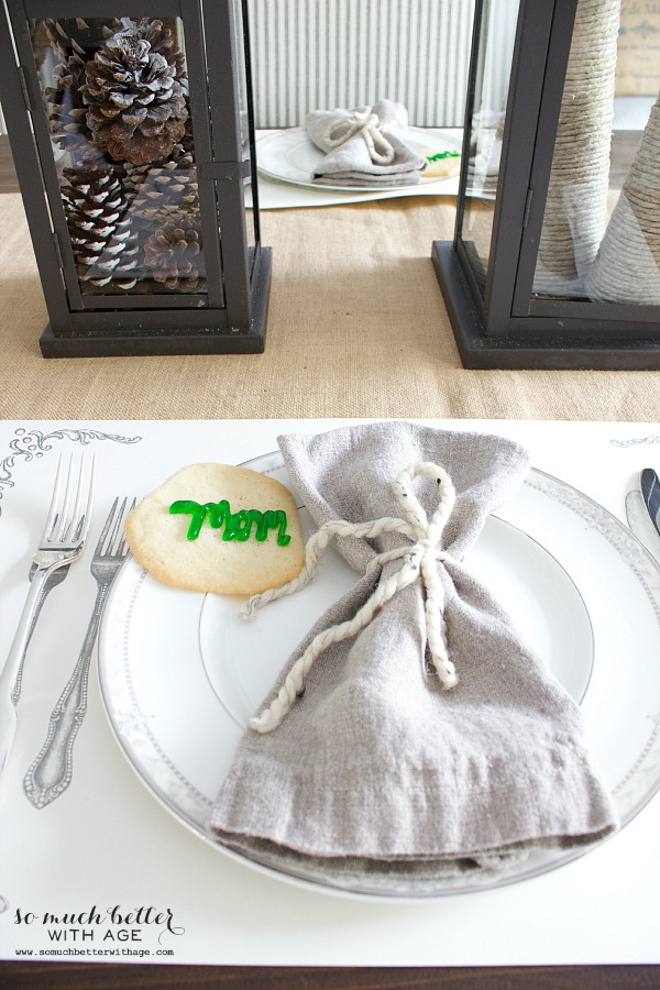 Cookie place settings by somuchbetterwithage.com