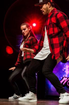 Streetdance/ Hip-Hop
