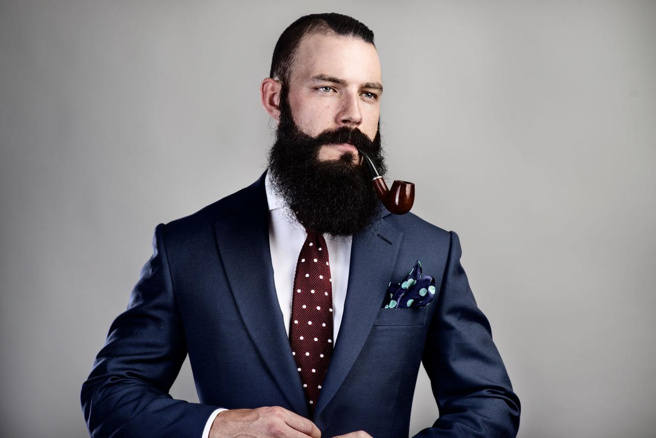 pipa e barba