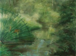 Original-Oil-Painting-Monet's-Stream-at-Giverny.w