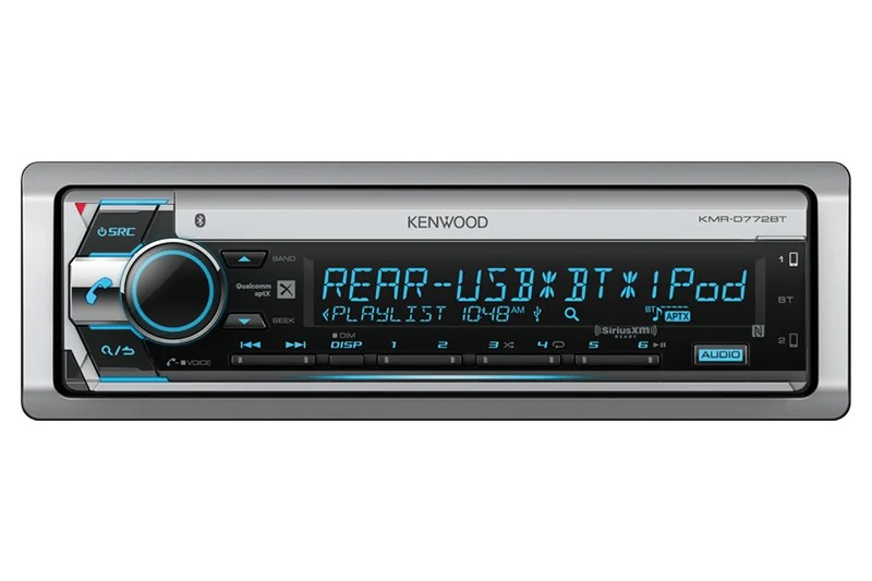 Kenwood  Car Audio, Stereo, Speakers at Sonic Electronix
