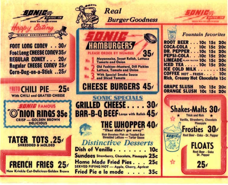 Sonic of CT » Sonic Drive-In Vintage Photos