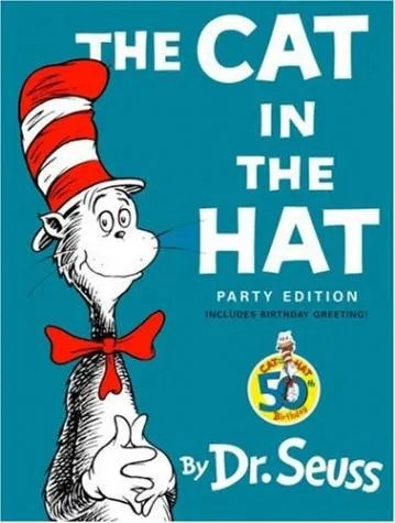 The Cat in the Hat Book Dr Seuss Classics Sonlight