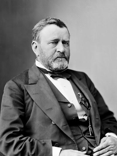 American Civil War Ulysses S Grant