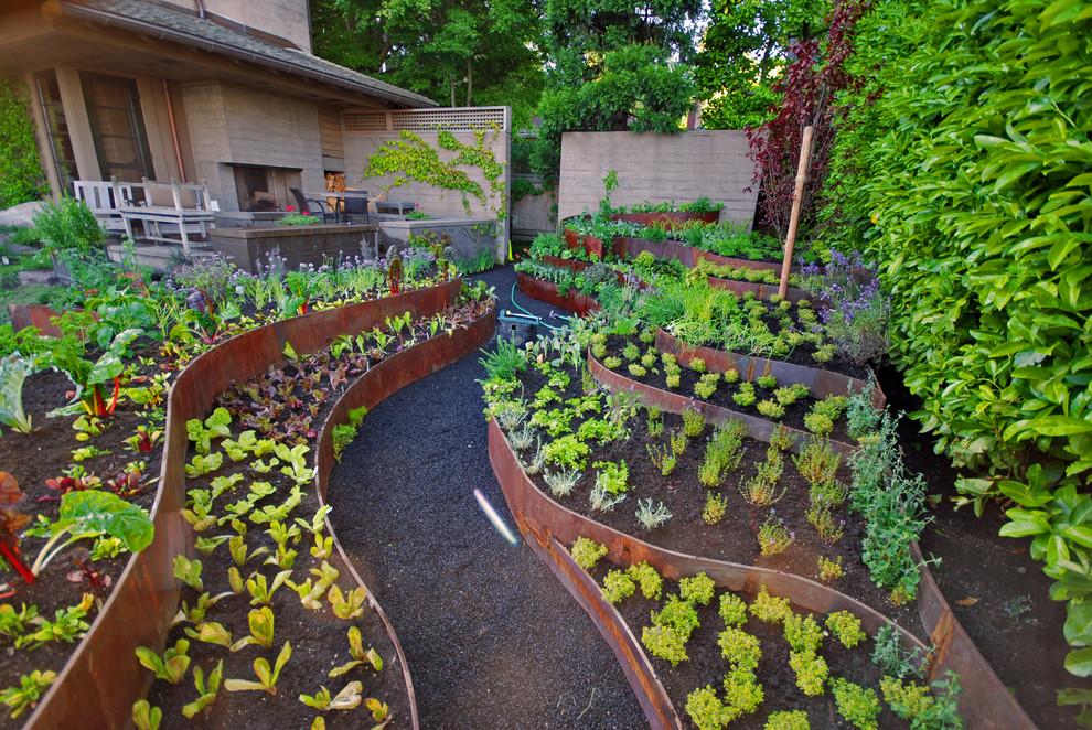 5 Easy Ways to Create a Stunning Vegetable Garden