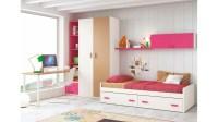 Chambre pour ado fille de couleur peps - GLICERIO - SO NUIT