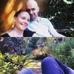 A romantic stroll through Eden Gardens