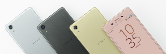 SoftBank Xperia™ X Performance