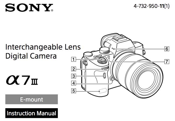 Instruction Manual Sony Rumors - instruction manual