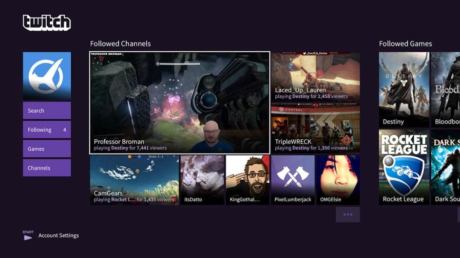 PS3_Twitch_App