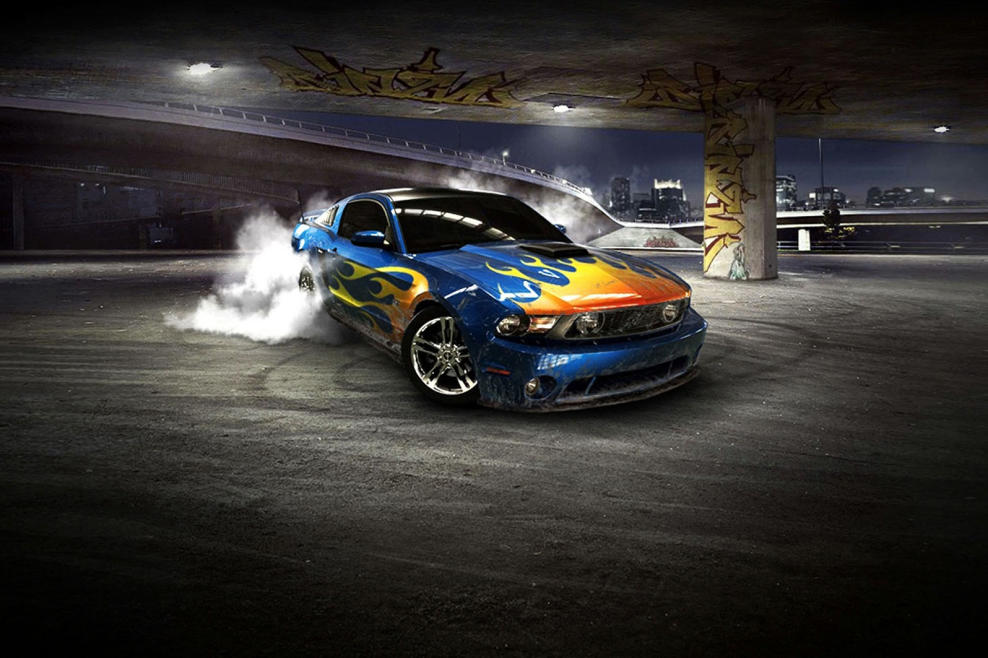 Iphone Muscle Car Wallpapers 8808103 Drifting Car Games S 243 Papel De Parede Gr 225 Tis