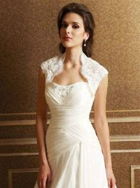 Bridal Jackets & Shawls - Sophies Gown Shoppe