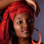 Ways to Tie a Head Scarf-Casual Turban