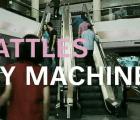 """Aquí el video de """"My Machines"""" de Battles"""