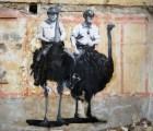 ¿La versión reloaded de Banksy o sólo una imitación?