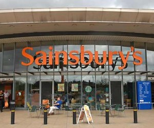 Sainsburys Supermarket in Grenwich