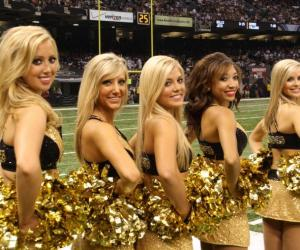 saints cheerleaders nfl