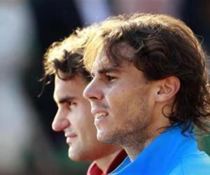 Nadal puede batir la marca de Federer en los Grand Slam