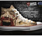 Converse edición especial de Breaking Bad, The Walking Dead y Dexter