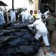 Familiares de los presos muertos en Honduras asaltan morgue