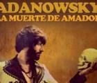 """Adanowsky se prepara para """"La Muerte de Amador"""""""