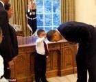 ¿Qué pie de foto le ponemos a esta imagen de Obama?