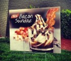 Burger King servirá un helado de tocino en su menú: The Bacon Sundae