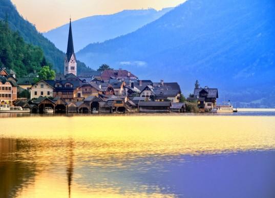 Hallstatt-Austria Original
