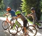 La historia de la bicicleta en un increíble video