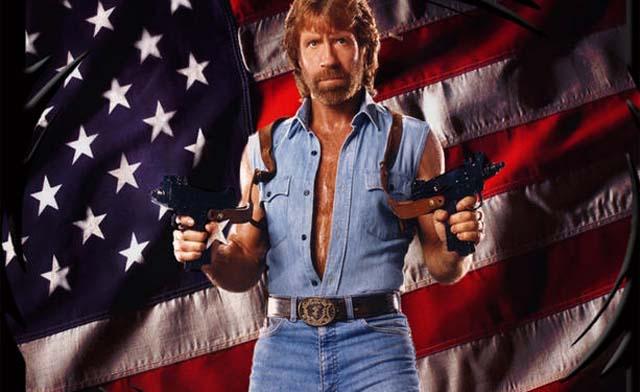 10 Cosas Reales de Chuck Norris + 100 mitos