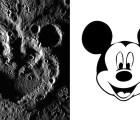 Avistamiento de Mickey Mouse en Mercurio