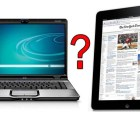 Para el 2016 las tabletas desplazarán a las laptops