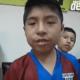 El niño Messi