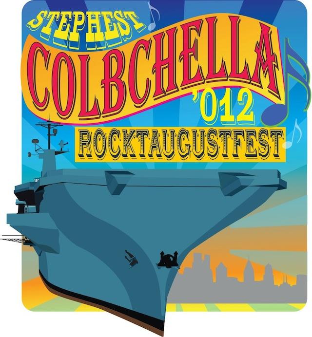 StePhest Colbchella '012 RocktAugustfest