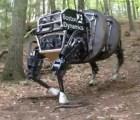 Alpha Dog, el perro robot del Pentágono