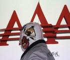 WTF?!?! ¿los angry birds en la AAA?